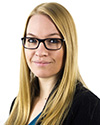 Application Specialist Kathryn Saldana