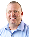 Application Specialist Troy Metcalf
