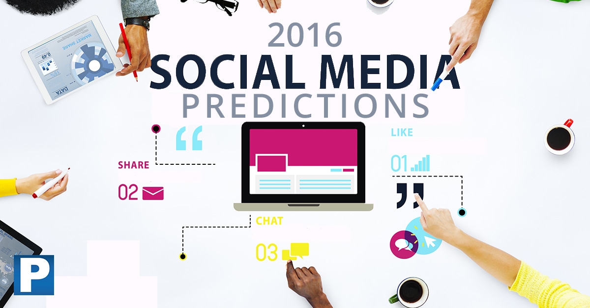 2016 Social Media Trends and Predictions