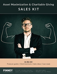 December 2018 Sales Kit: Asset Maximization and Charitable Giving