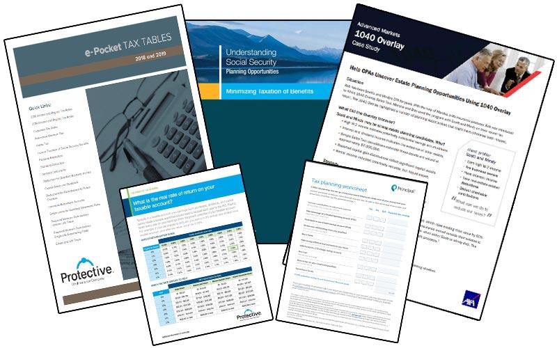 April 2019 Sales Kit: Retirement Planning