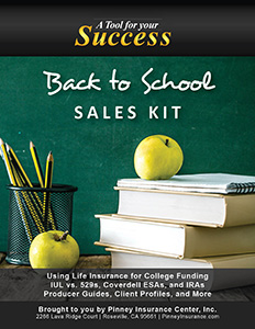 August 2017 Sales Kit: Back to School