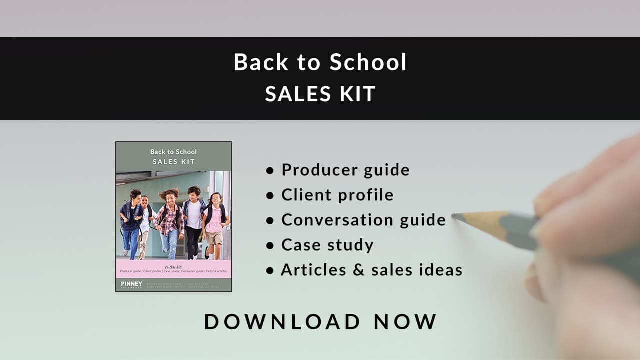 August 2020 Sales Kit: Back to School
