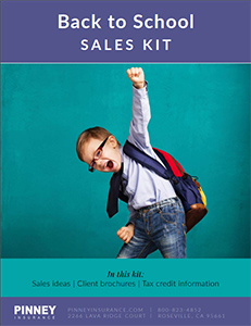 August 2018 Sales Kit: Back to School