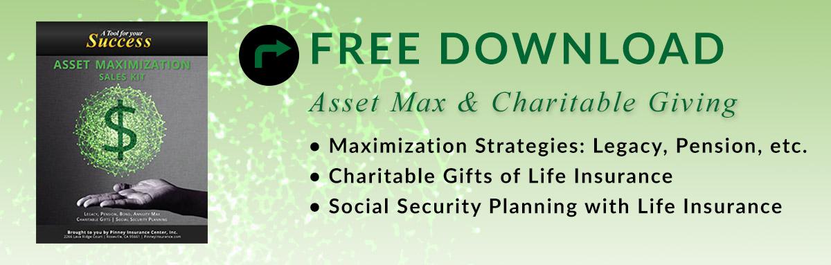 December 2017 Sales Kit: Asset Maximization