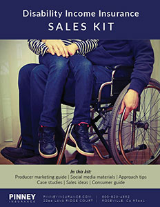 May 2019 Sales Kit: Disability Income Insurance