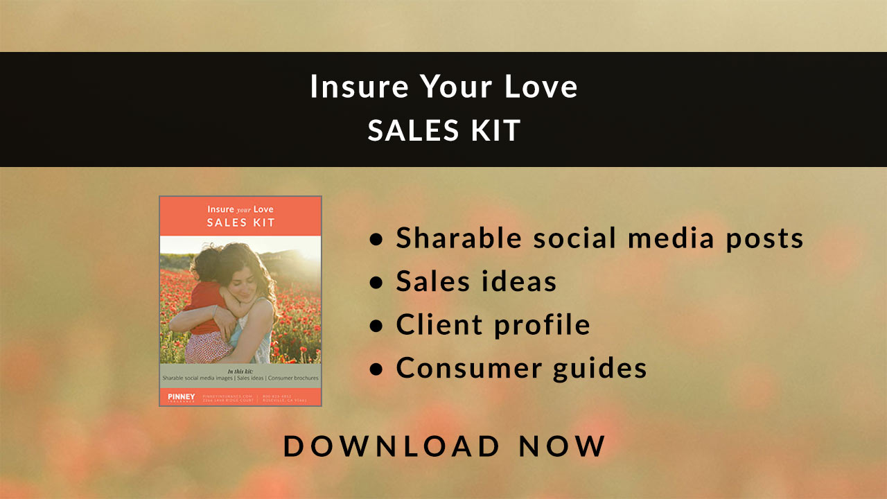 February 2019 Sales Kit: Insure Your Love