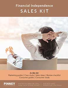 July 2019 Sales Kit: Financial Independence