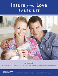 February 2018 Sales Kit: Insure Your Love