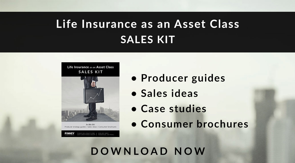 January 2018 Sales Kit: Life Insurance as an Asset Class