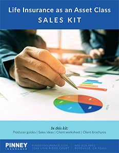 January 2021 Sales Kit: Life Insurance as an Asset Class
