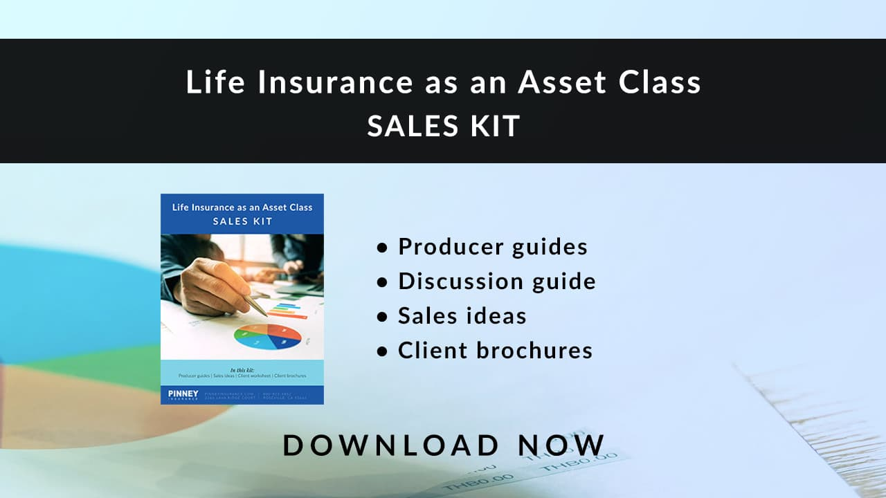 January 2021 Sales Kit: Life Insurance as an Asset Class