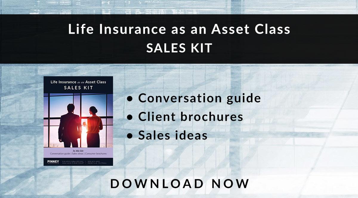 January 2019 Sales Kit: Life Insurance as an Asset Class