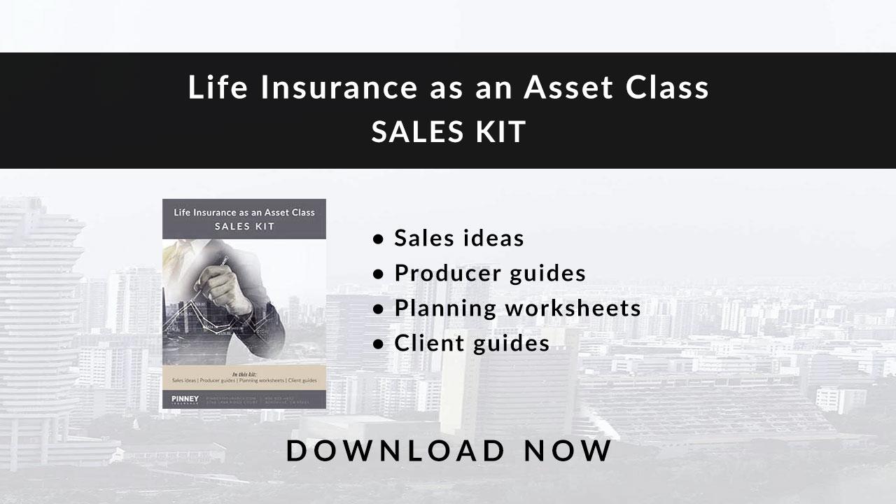 January 2020 Sales Kit: Life Insurance as an Asset Class
