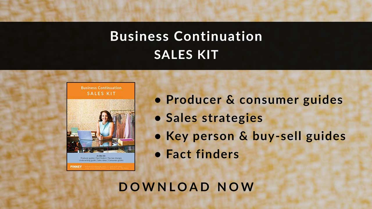 June 2019 Sales Kit: Business Continuation