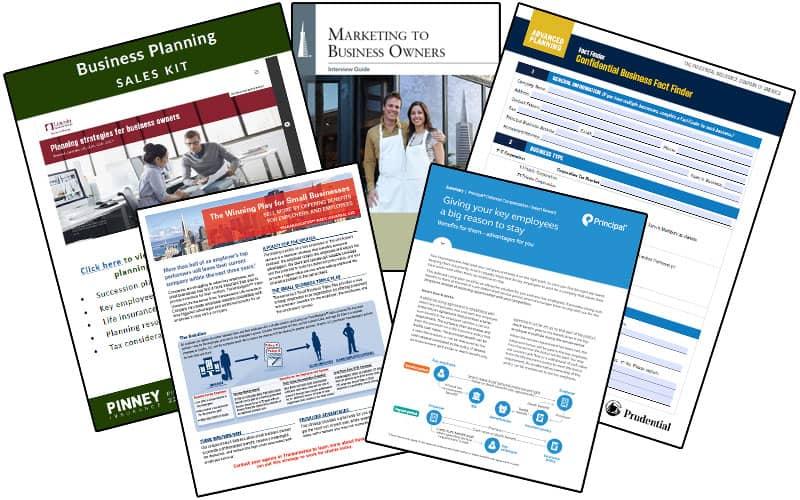 June 2021 Sales Kit: Business Planning