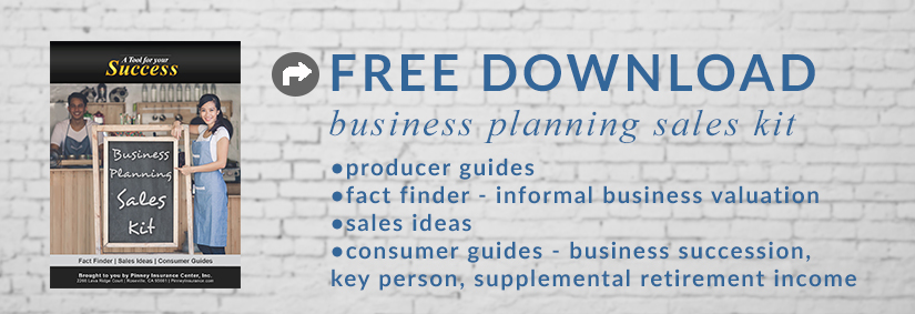 June 2017 Sales Kit: Business Planning