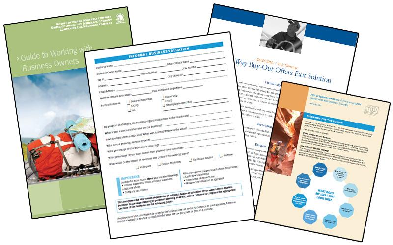 June 2017 Business Planning Sales Kit