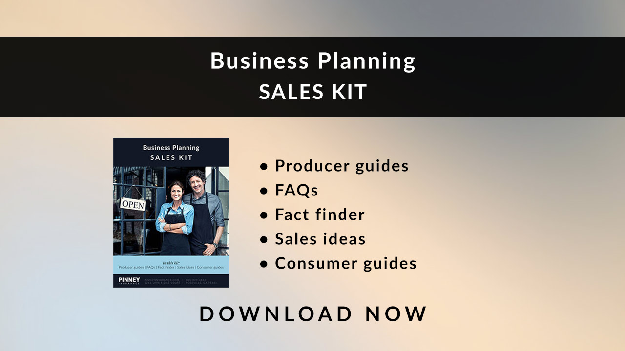 June 2020 Sales Kit: Business Planning
