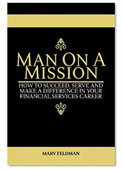 Man on a Mission by Marv Feldman