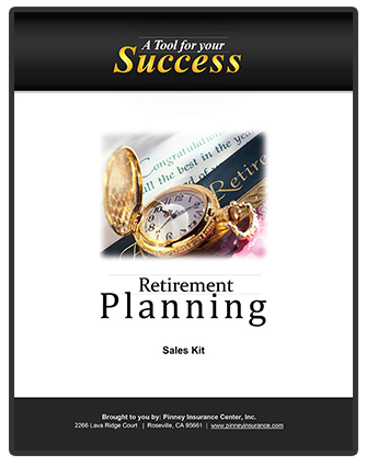 PIC Retirement Planning Sales Kit