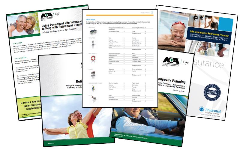 March 2017 Sales Kit: Retirement Planning