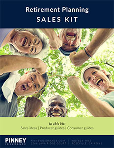 March 2020 Sales Kit: Retirement Planning