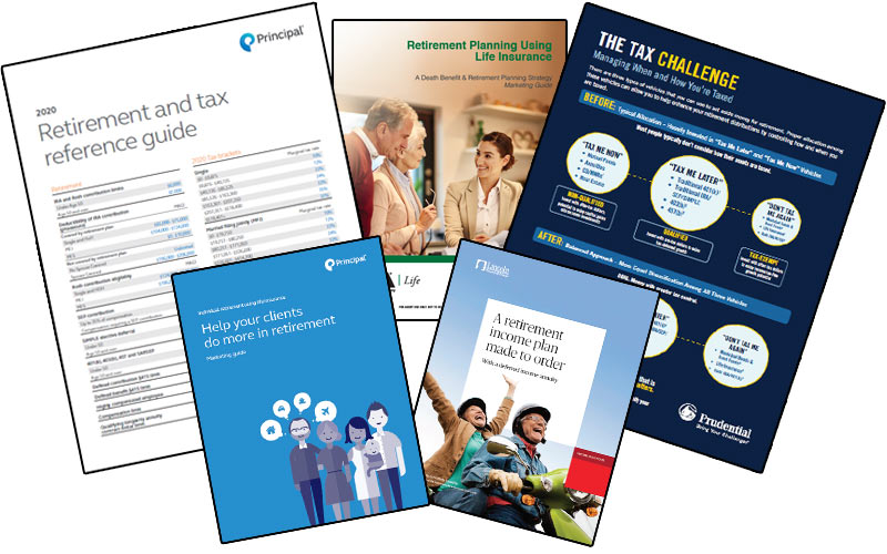 March 2020 Sales Kit: Retirement Planning