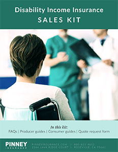 May 2020 Sales Kit: Disability Insurance