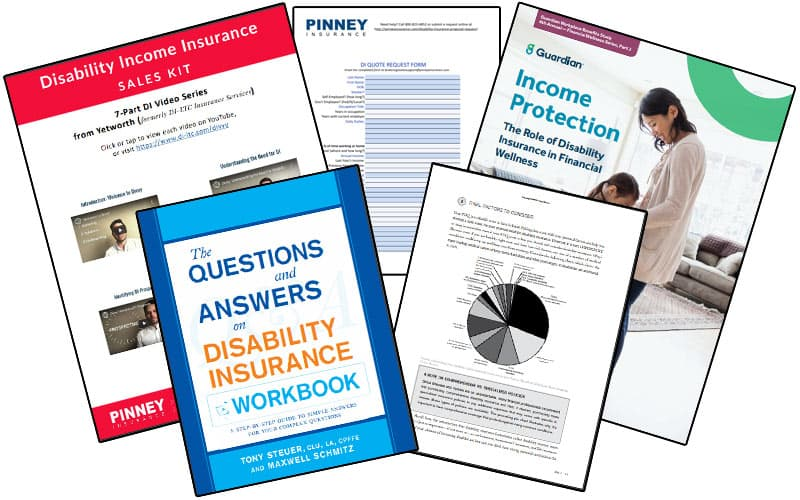 May 2021 Sales Kit: Disability Income Insurance