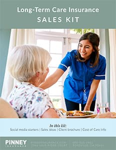 November 2020 Sales Kit: Long-Term Care