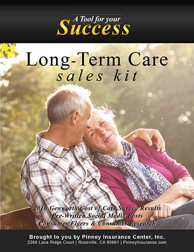 November Sales Kit: Long-Term Care Awareness Month