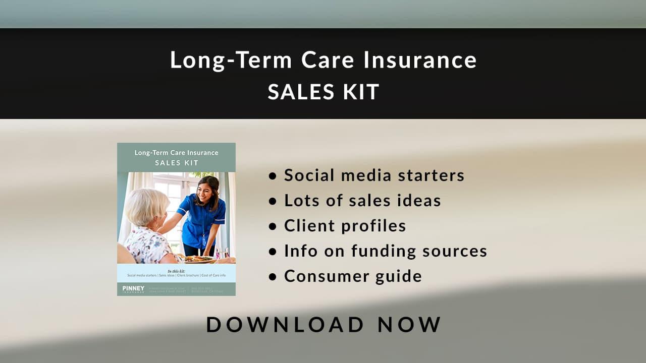November 2020 Sales Kit: Long-Term Care Insurance