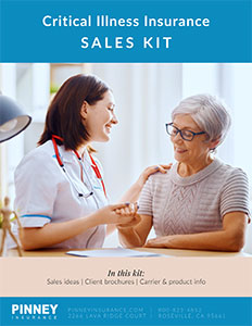 October 2020 Sales Kit: Critical Illness Insurance