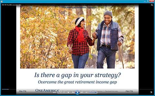 OneAmerica LTC marketing campaign video