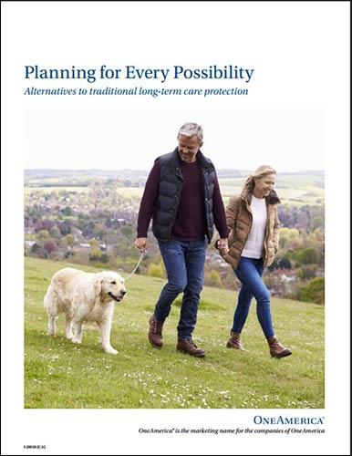 OneAmerica LTC marketing campaign white paper