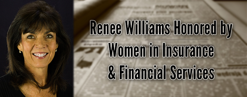 Renee Williams Honored by WIFS