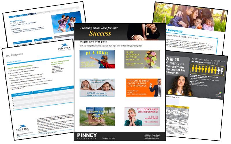 September 2017 Sales Kit: Life Insurance Awareness Month