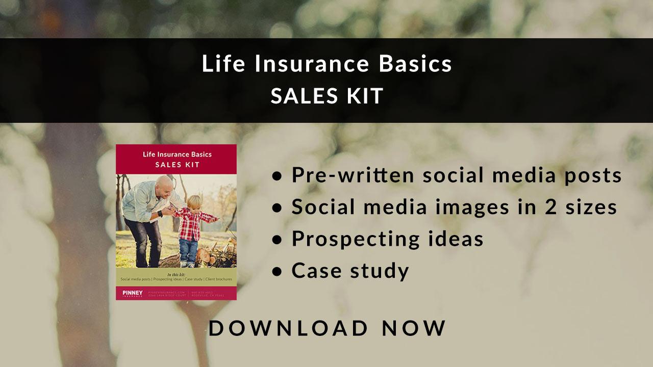 September 2019 Sales Kit: Life Insurance Basics