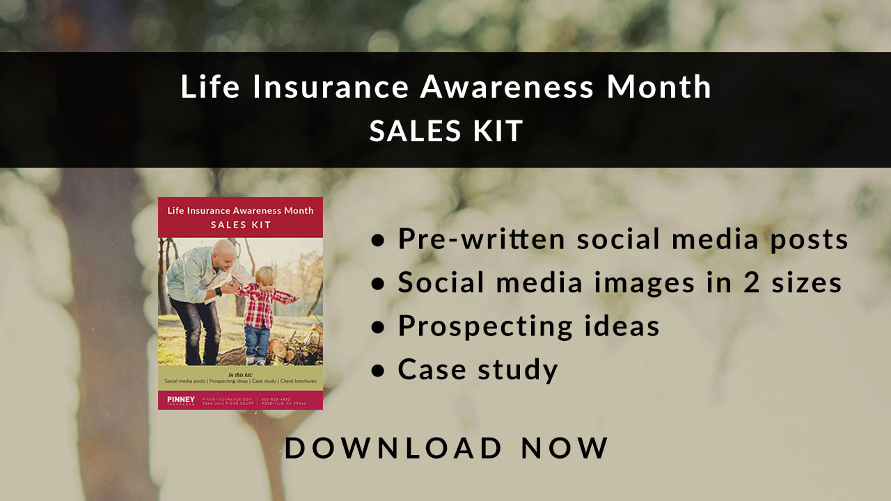 September 2010 Sales Kit: Life Insurance Awareness Month
