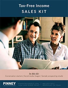 Sales Kit: Tax-Free Income