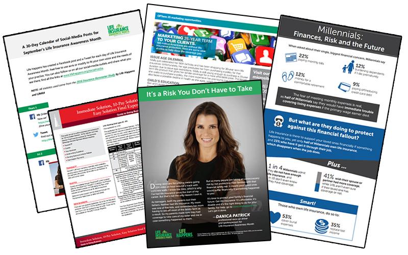 September Sales Kit: Life Insurance Awareness Month