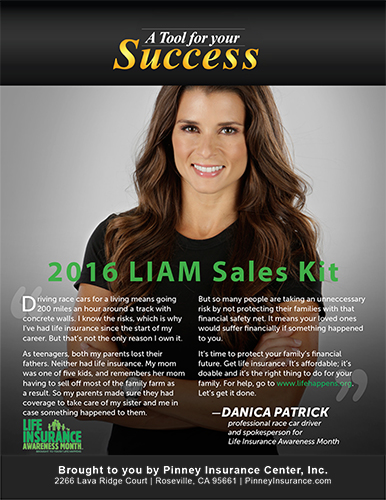 September Sales Kit: Life Insurance Awareness Month