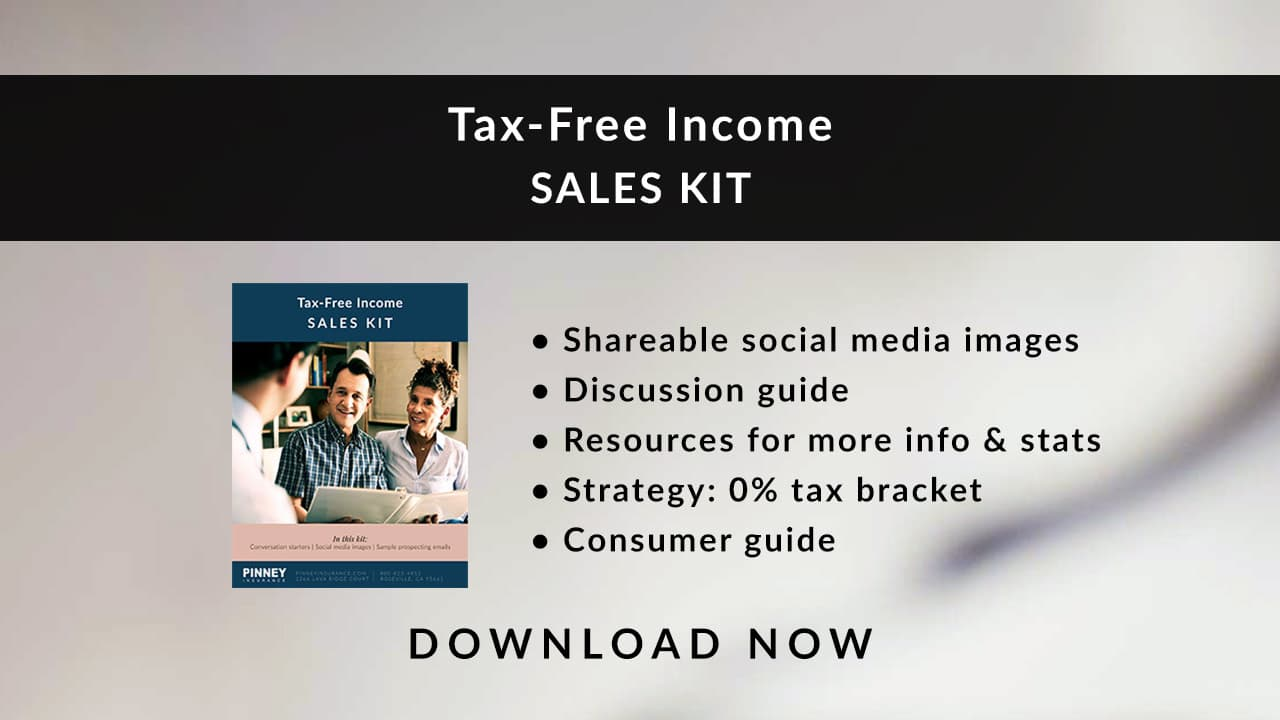 September 2020 Sales Kit: Tax-Free Income