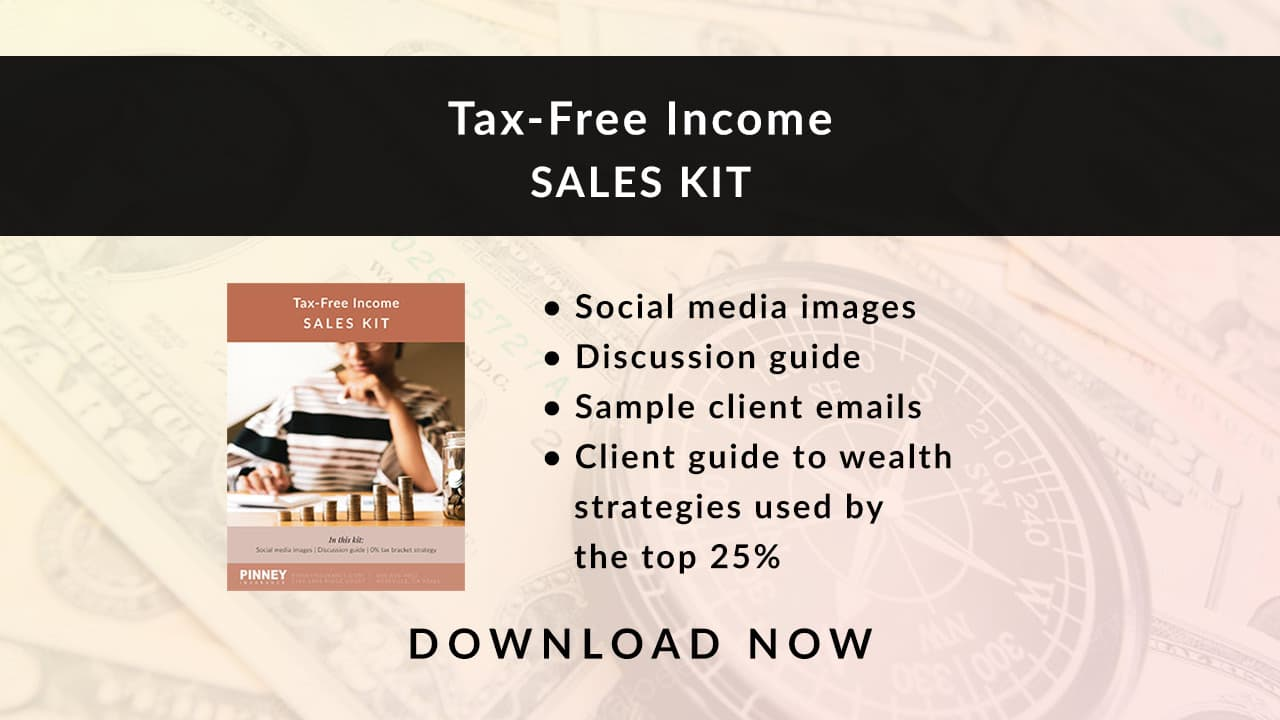 September 2021 Sales Kit: Tax-Free Income