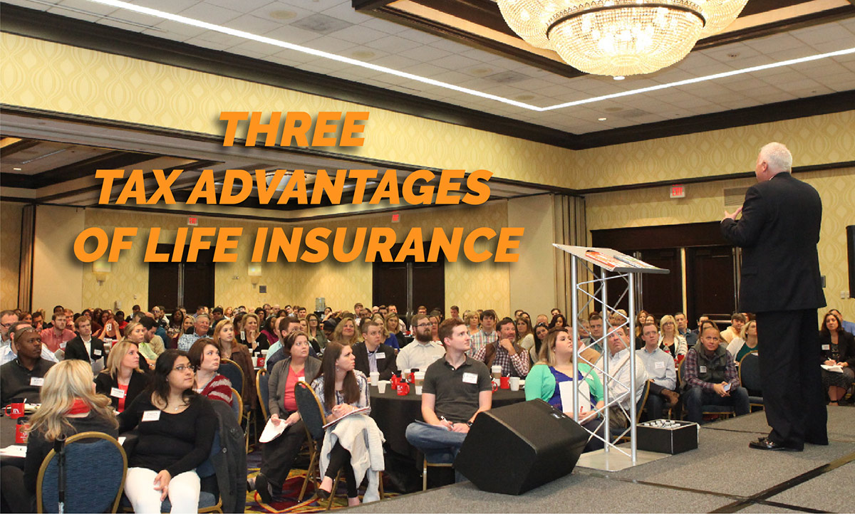 Tom Hegna: Three Tax Advantages of Life Insurance