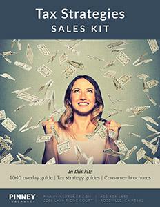 April 2018 Sales Kit: Tax Strategies