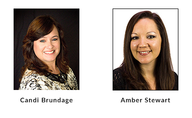 Sell More Life Insurance with a Better BGA: Our Application Division Manager, Candi Brundage, and our Team Lead, Amber Stewart