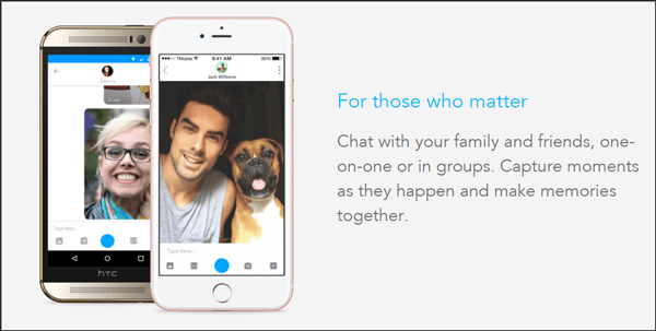 Use Glide for video messaging