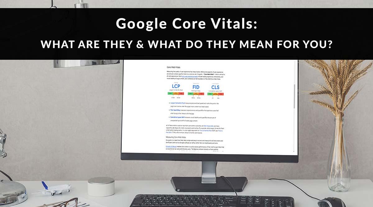 Google Core Vitals